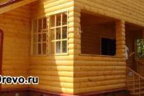 Нужно ли обшивать стены бревенчатого дома вагонкой