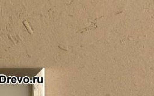 Как отштукатурить стены в деревянном доме изнутри
