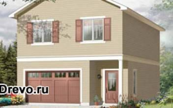 Проектирование брусового дома 6 на 9 самостоятельно