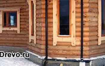 Как правильно сделать эркер в деревянном доме