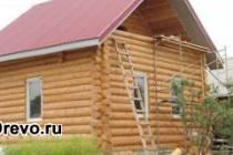 Классический размер сруба 6 на 6 для строительства дома