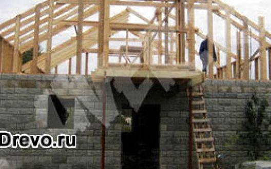 Технология строительства комбинированных домов своими руками