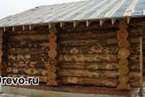 Строительство бани из кедра - плюсы кедрового сруба