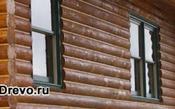 Технология герметизации деревянных домов
