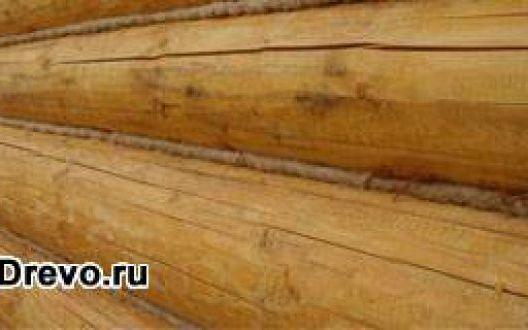 Способы и технология утепления бревенчатого дома