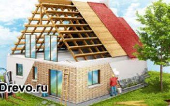Выгодное строительство коттеджей и деревянных домов