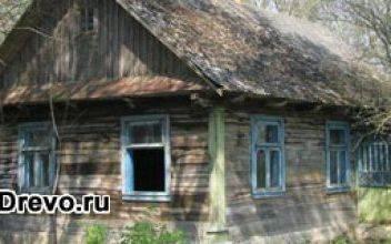 Как защитить деревянный дом от гниения