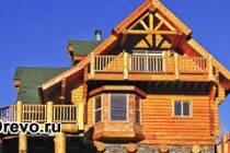 Строят ли жилые дома из дуба - особенности дубового сруба