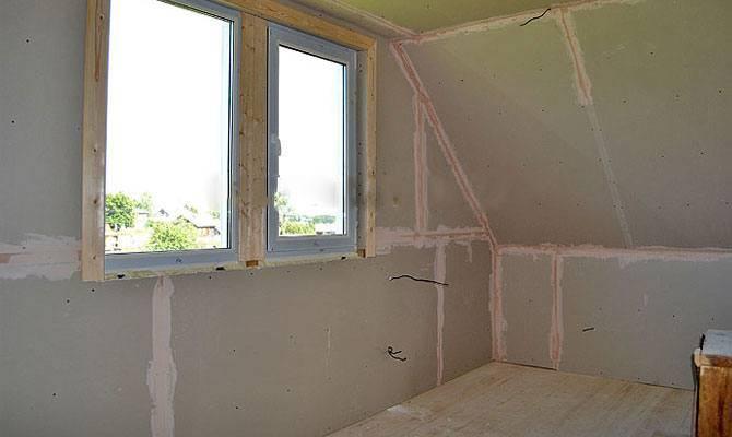 Выравнивание стен в деревянном доме видео — photo 8