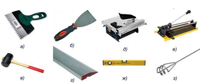 Инструмент для укладки