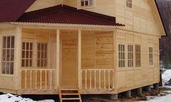Обновленный дом