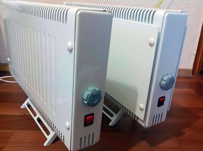 Минусы электроконвекторов