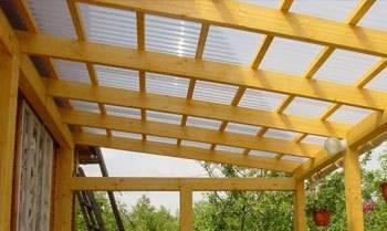 Поликарбонат для крыши