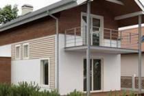 Какие проекты домов подойдут для узких участков