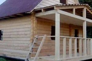 Можно ли строить дом из бруса 100х150
