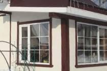 Проекты строительства каркасных веранд - пристроек к дому