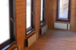 Чем можно обшить стены внутри деревянного дома