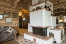 Особенности печного отопления в деревянном доме на 2 этажа