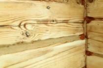 Шлифование дома из бруса: особенности и рекомендации