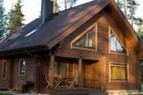 Деревянный дом из бруса: срок службы брусового дома