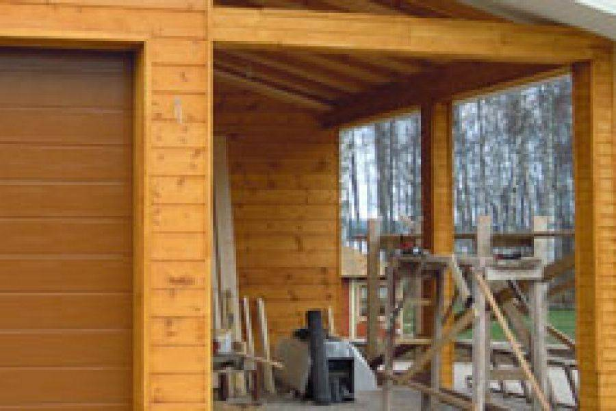 Как сделать деревянный навес к бане правильно: технология, этапы возведения