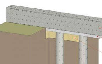 Устройство свайно-ленточного фундамента для деревянного дома