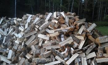 Берёзовые дрова для котла
