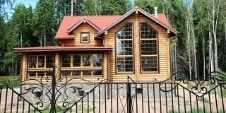 Деревянные дома в Рязани