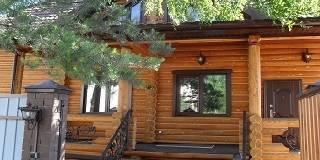 Дома из оцилиндрованного бревна в Воронеже