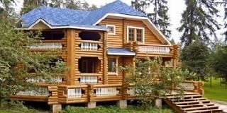 Дома из оцилиндровки в Ростове-на-Дону