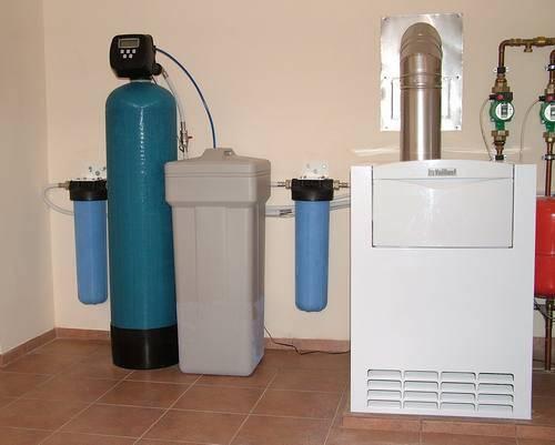Фильтры очистки водяной системы