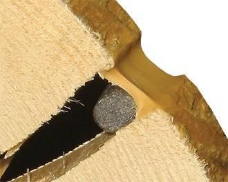 герметик для трещин в древесине