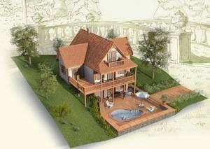 Ландшафтный дизайн ООО Невский Дом
