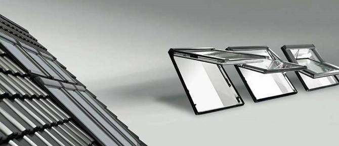 Мансардные окна компании Roto