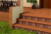 Как выложить крыльцо плиткой: выбор материала, ход работ