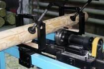 Бизнес на производстве оцилиндрованного бревна: затраты и окупаемость