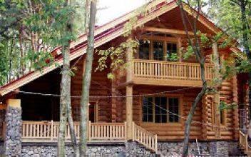 Строительство деревянных домов в Марий Эл: кто изготавливает срубы