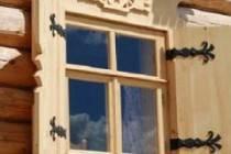 Деревянные окна из сосны: преимущества окон из массива