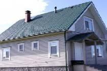 Вариант постройки дома из бруса размером 7 на 9