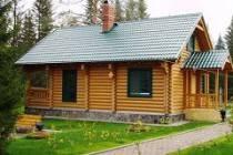 Кто строит дома из оцилиндровки в Уфе и Башкирии