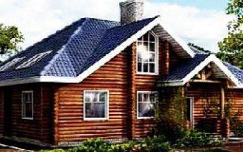 Строительство домов из оцилиндрованного бревна во Владивостоке