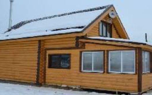 Дома из калиброванного бревна: отличия от строений из оцилиндрованной древесины