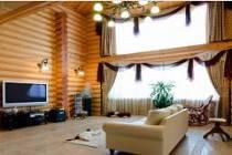 Кто строит дома из калиброванного бревна в Санкт-Петербурге