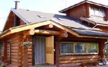 Где делают срубы для домов из оцилиндрованного бревна в Челябинске
