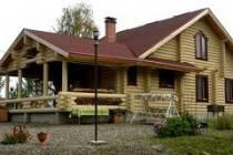 Какие фирмы строят дома из оцилиндрованного бревна в Петрозаводске