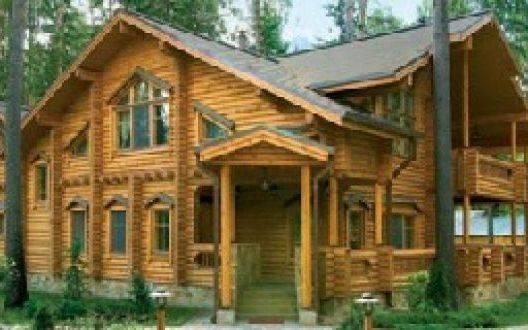 Срубы для дома из оцилиндрованного бревна в Вологде: куда обратиться