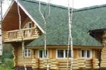 Какие фирмы в Казани занимаются строительством домов из оцилиндровки