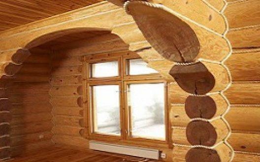 Дома из оцилиндрованного бревна или рубленого: какие лучше