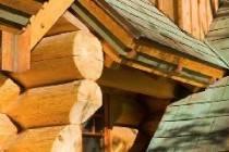 Строительство домов из оцилиндрованного бревна в Краснодаре