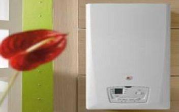 Электрический двухконтурный котёл для отопления частного дома
